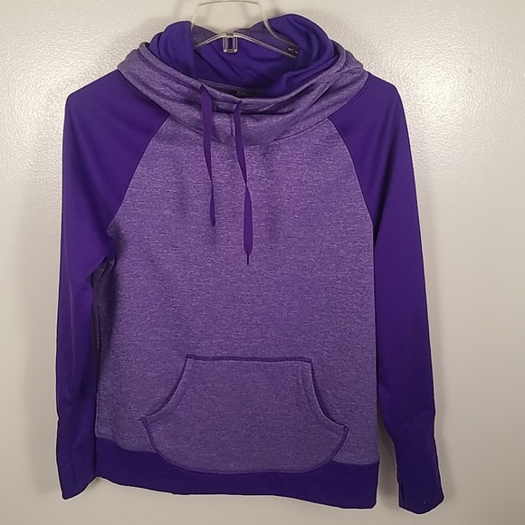 1c6bd044 Champion Tops - Champion Duo dry purple hoodie women's large (C13E